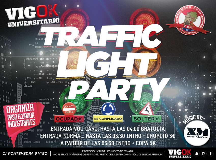 Trafic Light Party