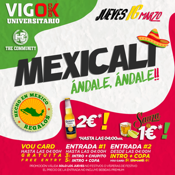 MEXICALI PARTY