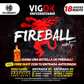 FIREBALL PARTY