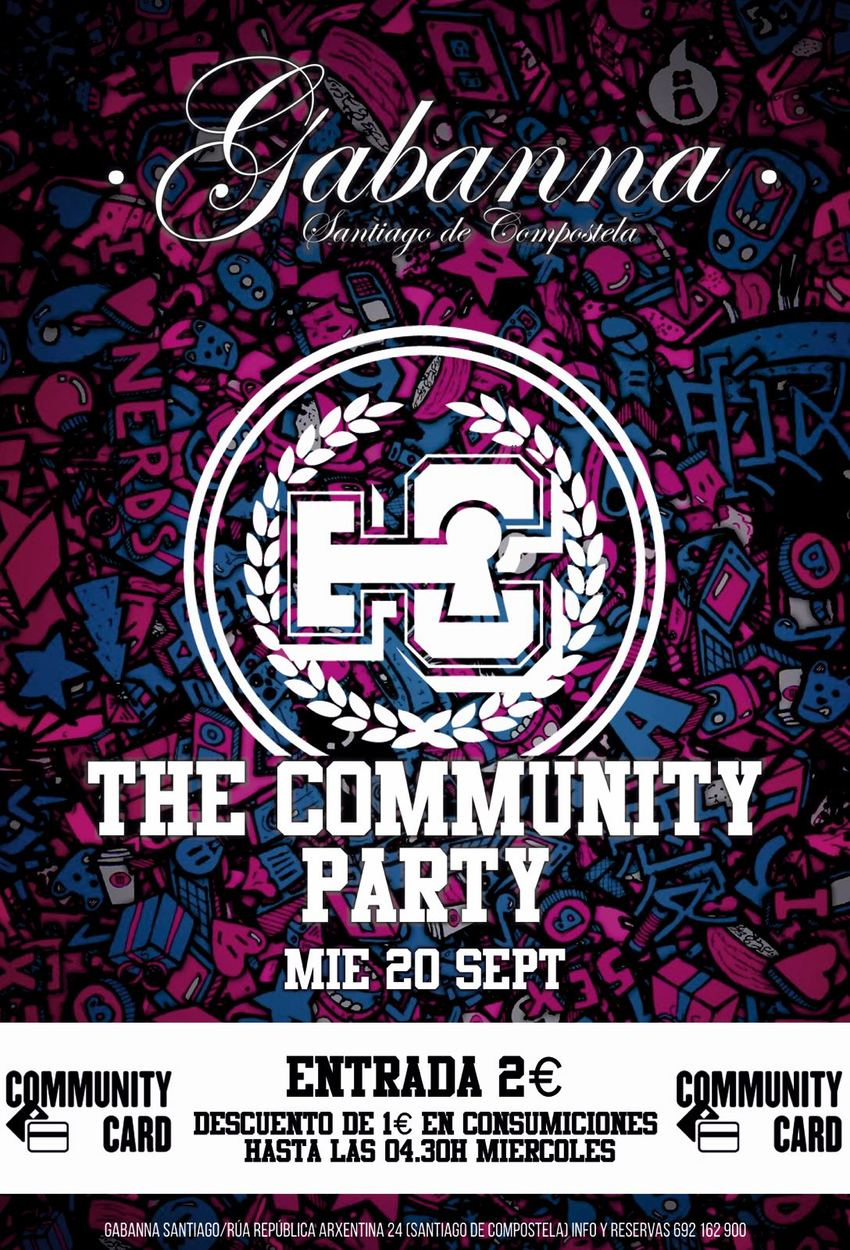 The Community Party USC