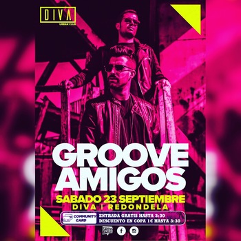 GROOVE AMIGOS